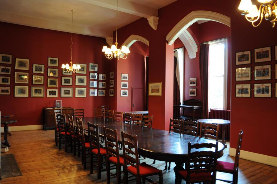 The Cambridge Union Society (Dining Room)